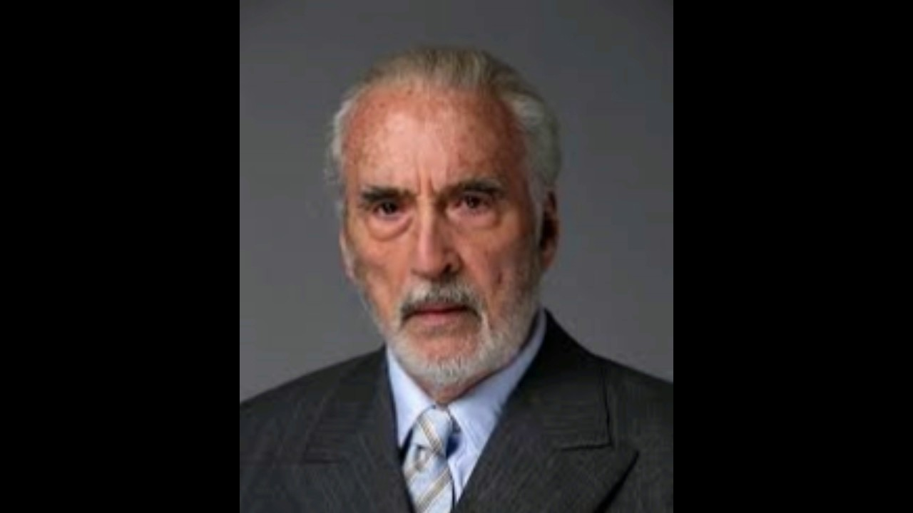 Hear Sherlock Holmes Stories Read by The Great Christopher Lee