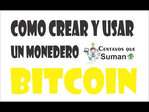 Como crear y utilizar un monedero de Bitcoin con Electrum