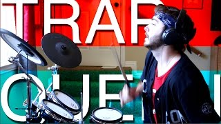 TRAP QUEEN Drum Cover