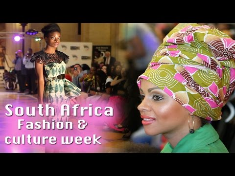 Zanjoo Goes to South Africa Fashion & Culture week