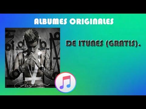 Descarga álbumes MUSICALES//para tu MÓVIL o PC.(gratis).