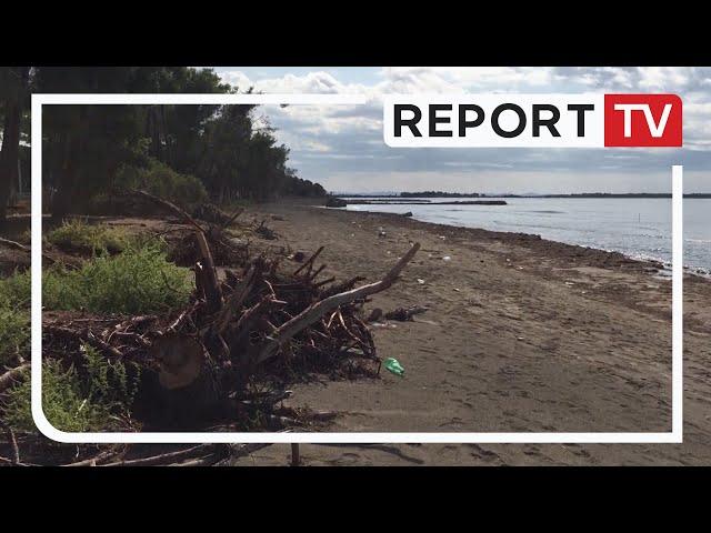 Erozioni detar po zhduk Kunen në Shëngjin, banorët: Brenda pak vitesh do përmbytet,s'do ekzistojë më