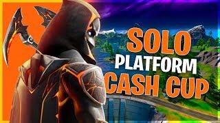 Solo Platform Cash Cup! (Game end; 43 pts)