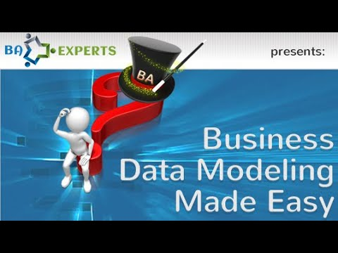 Business Data Modeling: Getting Informational Requirements for IT