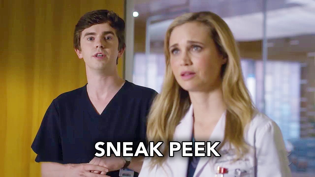 "The Good Doctor 2x07 Sneak Peek ""Hubert"" (HD)"