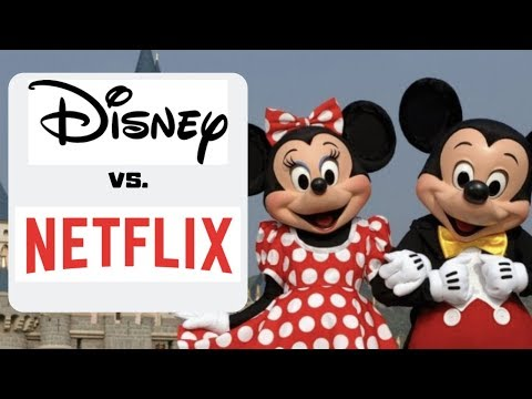 Disney Vs. Netflix Stock Analysis