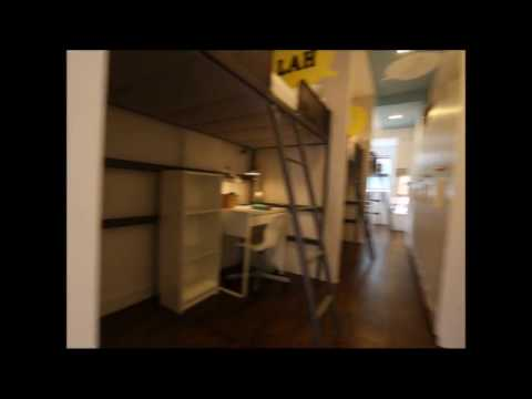 Student Hostel Singapore Female Quad Room 2 by Homestead Halls