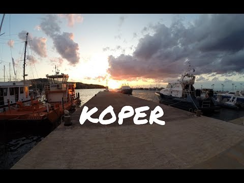 Slovenia | Koper | Cinematic Vlog #1 (Castle on a cave and port town)