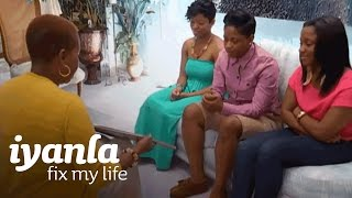 Daughters of an Absent Father Face Their Painful Past | Iyanla: Fix My Life | Oprah Winfrey Network