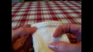 Easy Knitted Fingerless Gloves Knit Along-  Part 2