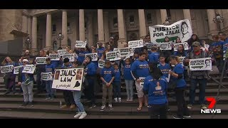 Seven News. Jalal Law Passes State Parliament.(Victoria)