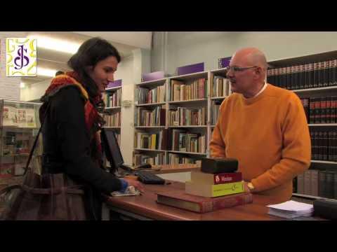 Instructiefilm boeken verkopen aan De Slegte