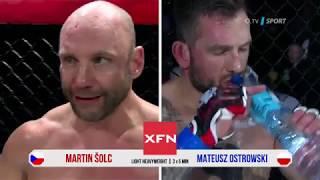 XFN 17: Martin Šolc (CZE) vs. Mateusz Ostrowski (POL)