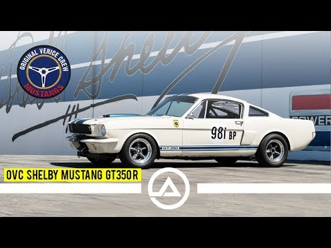 1965 Shelby GT350R | The Mustang They Wanted to Build