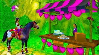 Buying New Horses for Valentines Day ! Races + FREE Star Coins Code