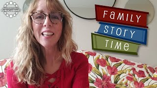 video thumbnail: Family Story Time - Cat-Sitting!