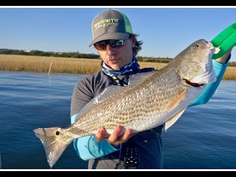 A DEADLY BAIT SCORED US BEST DAY OF FISHING - EPIC REDFISH FISHING And SPECKLED TROUT