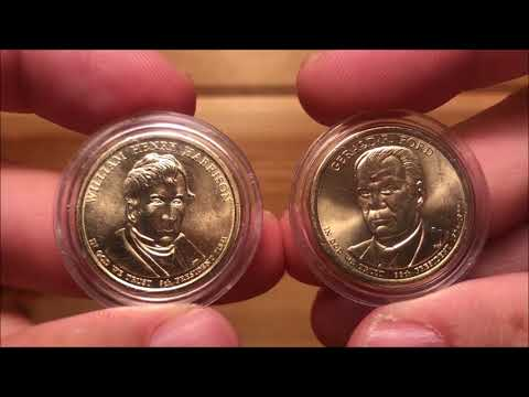 Are Low Mintage Presidential Gold Dollars Valuable? - Tips For Collecting This Limited Coin Series