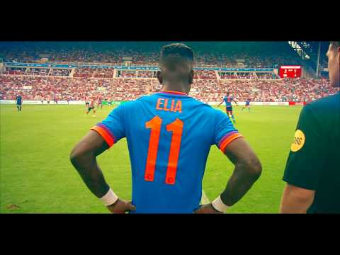 Eljero Elia bij Feyenoord - #ThanksEljero