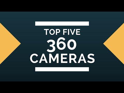 Top Five 360 Degree Cameras