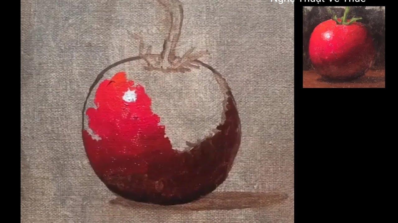 Vẽ Tĩnh Vật / Sơn dầu_ NGHỆ THUẬT ART