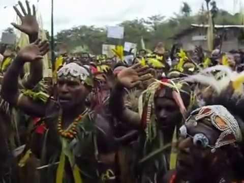 Shemá Israel - Tribu Papúa de Nueva Guinea