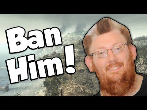 BAN THE HACKERS! (Call of Duty: World at War)