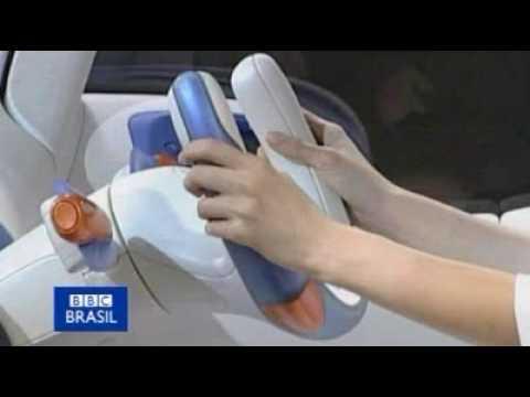 Bubble Car - Nissan Pivo 2