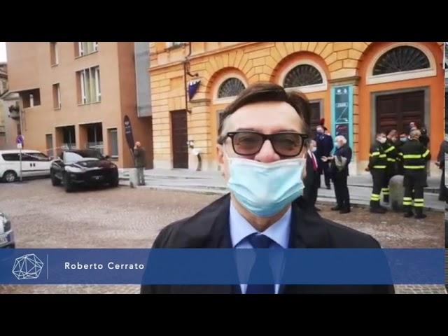 Personaggi in Fiera con Claudio Calorio