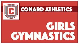 Conard Gymnastics vs Southington Feb 22,2021
