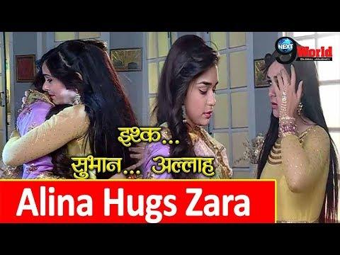 Ishq Subhan Allah: Alina Cries & Hugs Zara | Behind the Scene Tv Shoot | Upcoming Track | Zee Tv thumbnail