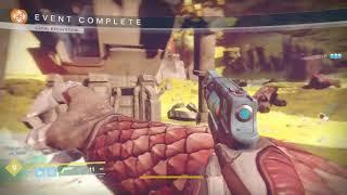 Destiny 2 Use Shattered Peace Legendary Weapon