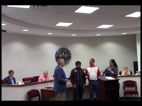 May 23 2018 Sussex County Board of Chosen Freeholders