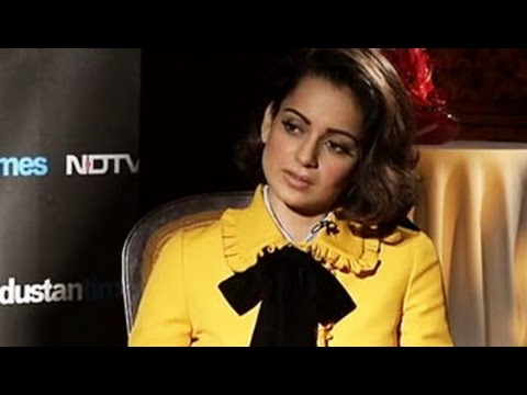 I am lucky, I get to play characters with strong messages: Kangana Ranaut