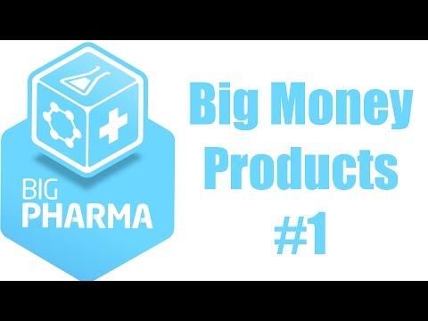 Big Pharma 31 Big Money Products 1