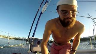 RDV2017 The transatlantic voyage of a young finnish crew