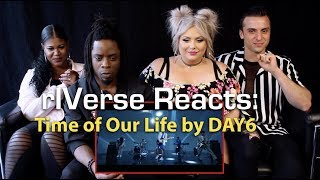 rIVerse Reacts: Time of Our Life by DAY6 - M/V Reaction