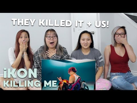 MV REACTION | IKON (아이콘) '죽겠다 (KILLING ME)'