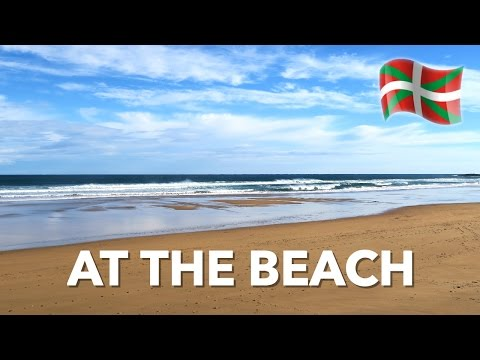 Basque Country - At the beach (Zarautz)