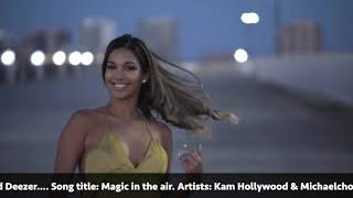 """Kam Hollywood - Magic in the air """"New single promo release"""""""