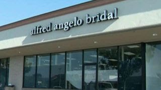Nationwide bridal chain abruptly shuts down