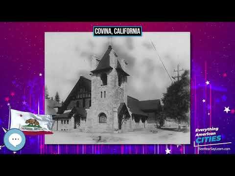 Download Covina, California ⭐️🌎 AMERICAN CITIES 🌎⭐️