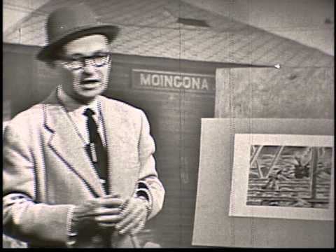 Iowa TV Schooltime - Landmarks in Iowa History - Mongoina, 1959
