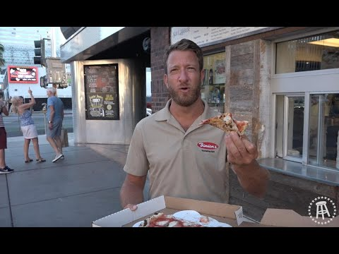 Barstool Pizza Review - Pizza Rock (Las Vegas)