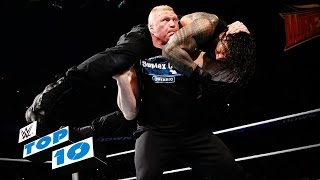 Top 10 SmackDown moments: WWE Top 10, February 18, 2016