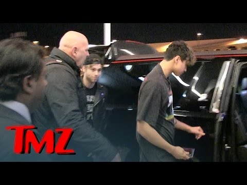 5 Seconds of Summer -- Don't Ask Us About One Direction!!!   TMZ