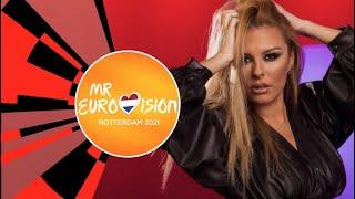GET TO KNOW: Anxhela Peristeri - Albania 🇦🇱  - 2021