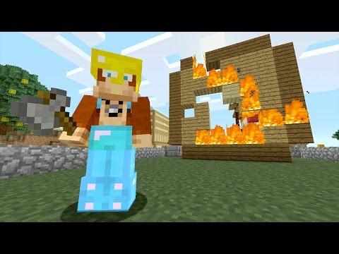 Minecraft Xbox - Beat The Heat [214] - stampylonghead  - 0ZCJ_Gf9T30 -