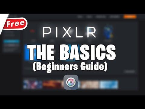 new-pixlr-e-tutorial!-(beginners-guide)