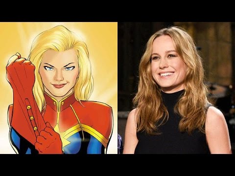 Captain Marvel: Brie Larson Is The Perfect Marvel Pick | Fandemonium